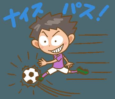 少年足球 messages sticker-6
