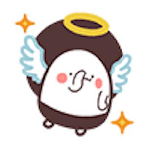 MongaPine messages sticker-6
