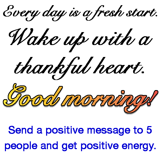 Morning Greetings messages sticker-1