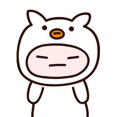 Fresh Wallpaper-小清新简约壁纸 messages sticker-5