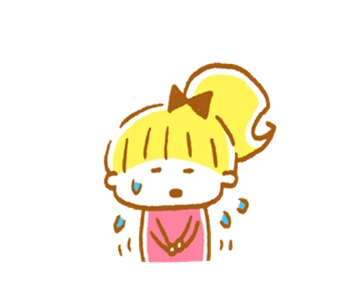 YellowHairGirl messages sticker-6