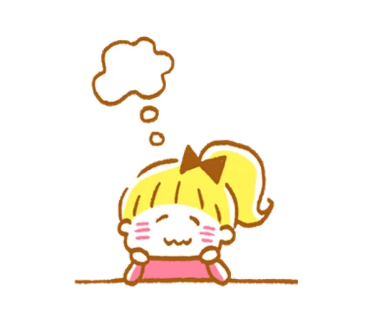 YellowHairGirl messages sticker-8