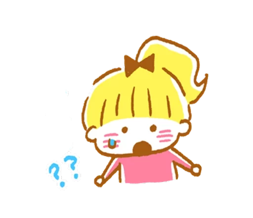 YellowHairGirl messages sticker-9
