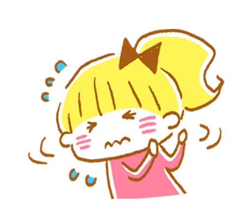 YellowHairGirl messages sticker-0