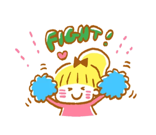 YellowHairGirl messages sticker-3