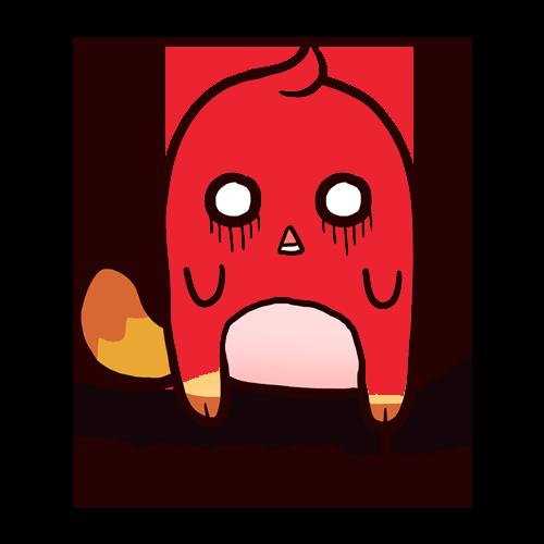 洋柿子 messages sticker-11