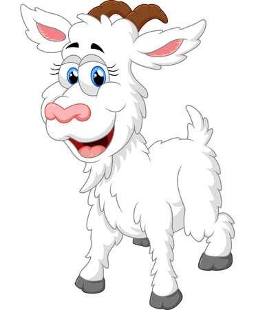 山羊 - Goat Stickers messages sticker-7