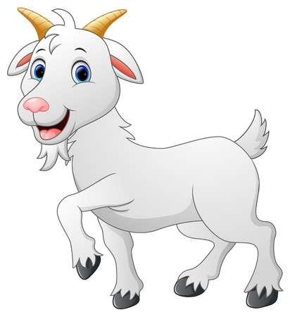 山羊 - Goat Stickers messages sticker-3