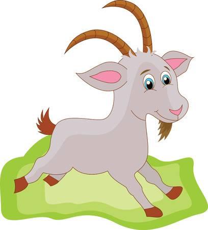 山羊 - Goat Stickers messages sticker-0