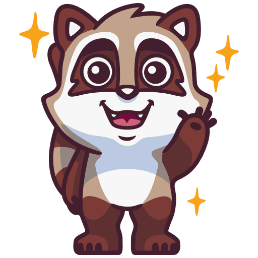 Amiable Ralph messages sticker-8