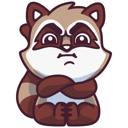 Amiable Ralph messages sticker-7