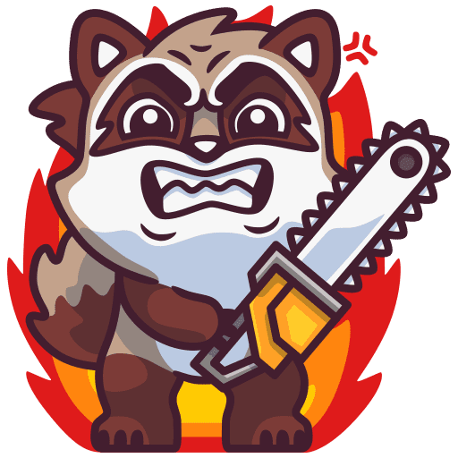 Amiable Ralph messages sticker-10