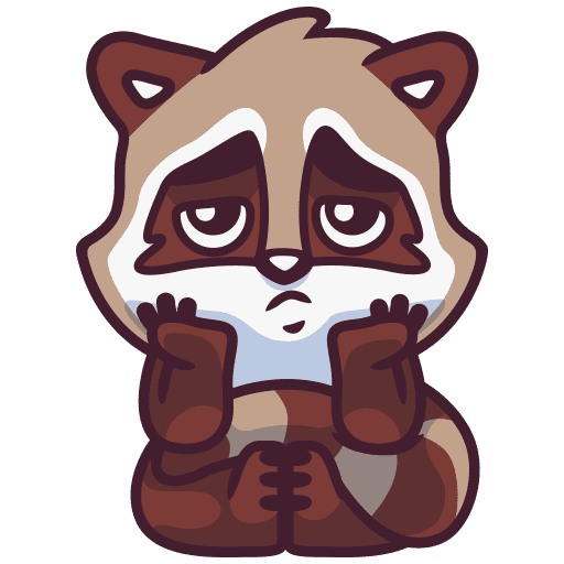 Amiable Ralph messages sticker-9