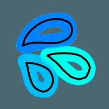 StylishNeonCuteMark messages sticker-9