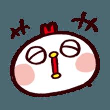 WhiteBirdEmoji messages sticker-5