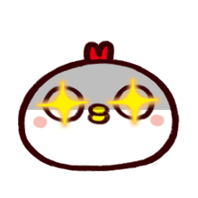 WhiteBirdEmoji messages sticker-9