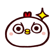 WhiteBirdEmoji messages sticker-8