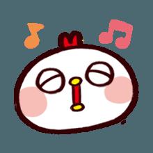 WhiteBirdEmoji messages sticker-0