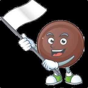 Brown PIpi Sticker messages sticker-1