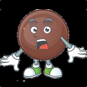 Brown PIpi Sticker messages sticker-6