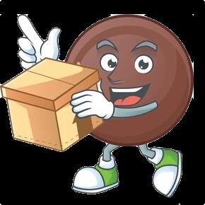 Brown PIpi Sticker messages sticker-9