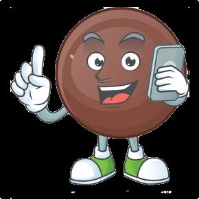 Brown PIpi Sticker messages sticker-11