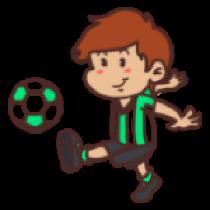 快乐体育-专为球迷设计的足球表情包 messages sticker-6