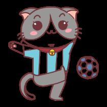 快乐体育-专为球迷设计的足球表情包 messages sticker-8