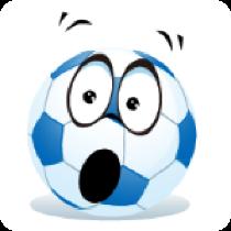 快乐体育-专为球迷设计的足球表情包 messages sticker-1
