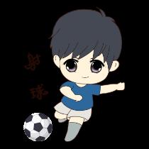 快乐体育-专为球迷设计的足球表情包 messages sticker-10