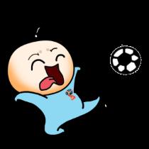 快乐体育-专为球迷设计的足球表情包 messages sticker-4