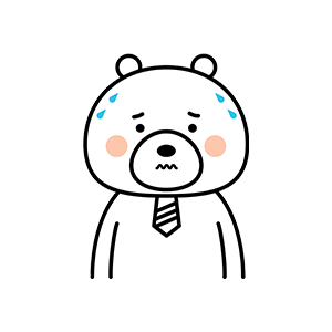 Funny little white bear messages sticker-6