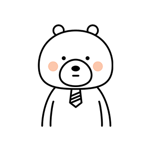Funny little white bear messages sticker-7