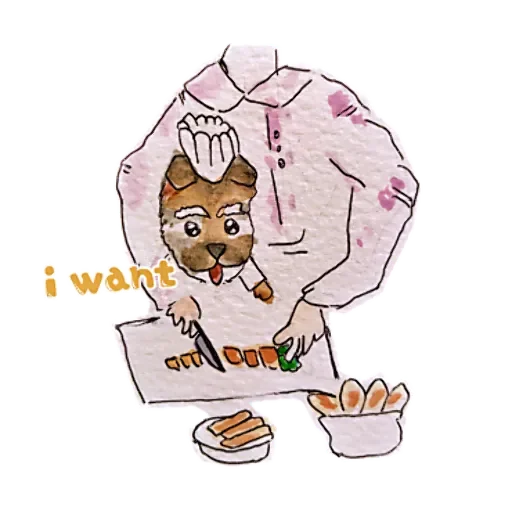 Hand drawn cartoon stickers messages sticker-10