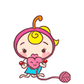 Ceriand Strawbi messages sticker-11