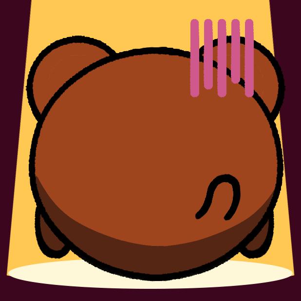 Monkey Roll: Kawaii Climb messages sticker-1