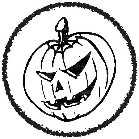 Creepy Halloween - Stickers messages sticker-6