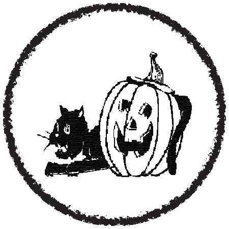 Creepy Halloween - Stickers messages sticker-8