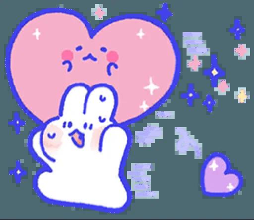 LovingRabbit messages sticker-8