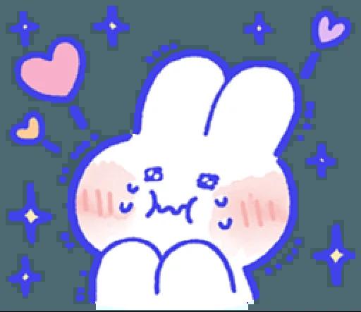 LovingRabbit messages sticker-9