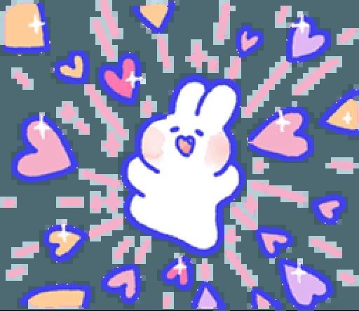LovingRabbit messages sticker-6