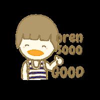 Star UU baby messages sticker-10