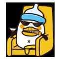 Bala Duck messages sticker-10