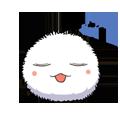 Xiao Fur Ball messages sticker-7