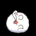 Xiao Fur Ball messages sticker-0