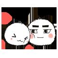 Xiao Fur Ball messages sticker-2