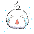 Xiao Fur Ball messages sticker-1