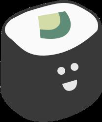 Sooshi messages sticker-4