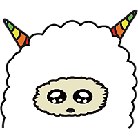 Colorful claws bleating messages sticker-6