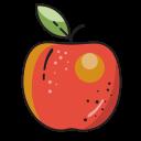 CuteFruitPro messages sticker-6